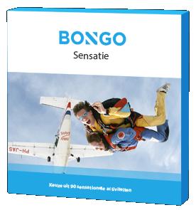 Bongo cadeaubon parachutespringen
